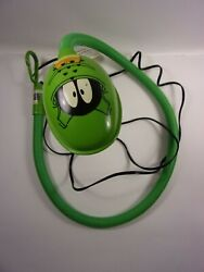Marvin The Martian Twister Snake Desk Table Lamp Light No Base Working Pre-owned
