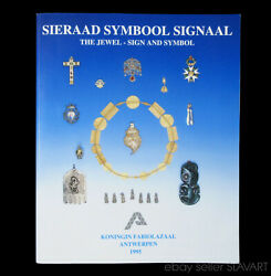 Book Ethnic And Antique Jewelry History Symbols Tribal Amulet Talisman Religious