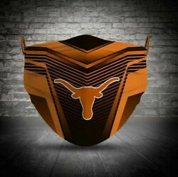 Texas LongHorns face mask football face protection $14.95