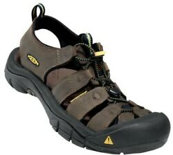 BRAND NEW Duluth Trading Men's KEEN Newport Sandals $49.00