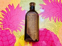 Chemistry Apothecary Lab Bottle T.c.w. Co Type 1 Usa + Two Other Antique Bottles