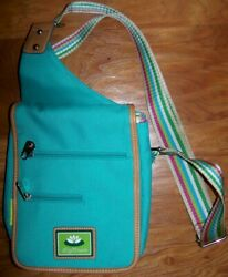 Lily Bloom jade green bag near mint condition!! $6.98