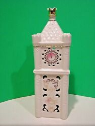Lenox Cinderella Lighted Clock Tower Disney Princess Collection New In Box