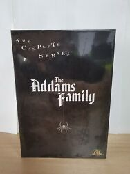 The Addams Family Complete Series DVD 2007 9 Disc Set First Class Mail