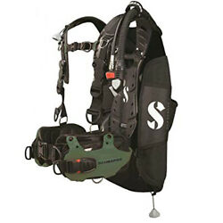 Scubapro Hydros Pro W/balanced Inflator Bcd Mens And Color Kit