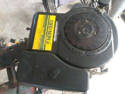 9hp Briggs And Stratton Vertical Shaft Lawn Mower Engine Complete