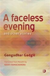 A Faceless Evening and Other Stories: Short Stories Paperback or Softback $18.02