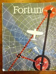 Fortune Feb. 1944 Army Air Force Training, Lincoln Electric, Ww Ii Reparations