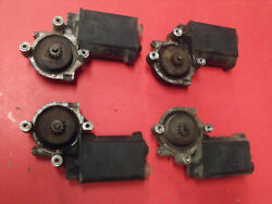 58-64 Chevrolet Cadillac Olds Buick Delco Remy Lf Rf Lr Rr Power Window Motors