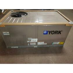 York Zxg05f2b1aa1a111a2 4 Ton 2 Stage Convertible Rooftop Gas/elec Ac 13 Seer
