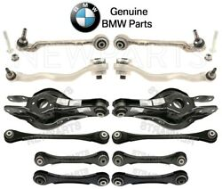 For Bmw F22 F23 F30 F32 F33 Front And Rear Susp Repair Kit Control Arms Genuine