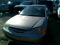 Temperature Control Knob Assembly Turn Coupe Fits 01-05 Civic 154202