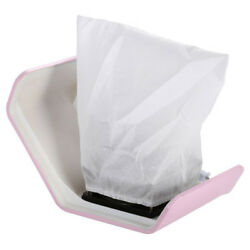 1/3/5pcs Non-woven Nail Art Dust Vacuum Cleaner Collector Replacement Bag Ha