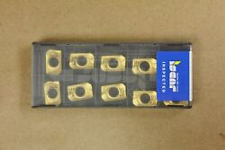 10 Iscar Adkt 150532r Ic528 Carbide Inserts 5693865 New Surplus Sealed Pack