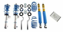 Bilstein B16 Pss10 Shocks Coil Springs And B1 Irc Control Module Kit For Golf Gti