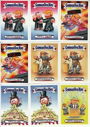2017 Garbage Pail Kids Apple Pie Presidential Inaug-hurl Ceremony Wacky Packages