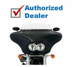Memphis Shades Batwing Fairing Windshield Package Kit Harley Dyna Fat Bob Fxdf