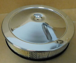 Gm 6423907 Nos Air Cleaner Assembly 1965-72 Chevy Hi-performance Applications