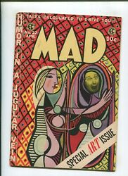 Mad 22 6.0 1955 Special Art Issue