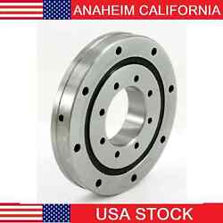 Ru228uu-cco-x Cross Roller Slewing Ring Tapped Through Holes Turntable Bearing 1