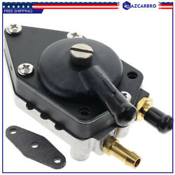 Fuel Pump For Evinrude Outboards 6 8 25 35 50 55 60 65 70 75 85 100 115 235hp