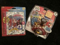 New High School Musical Tv Video Games And Friendship Yearbook Journal Lot