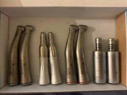 Brassler Forza Electric Handpiece Sets 2 Motors, 2 High, 2 Low, Two Straight