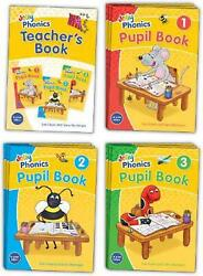 Jolly Phonics Class Set By Sue Lloyd Paperback Book Free Shipping