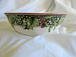 Spode Christmas Tree 2006 Annual Collection Candy Bowl New W/box 6.25