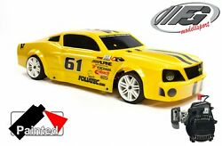 Fg Sportsline Mit Lackierter Ford Mustang Karosserie With Painted Body Shell