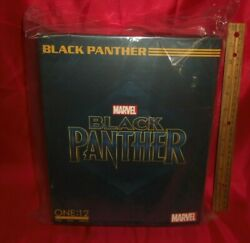 Mezco One:12 BLACK PANTHER Movie T#x27;Challa Figure