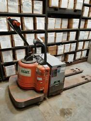Toyota Electric Riding / Walkie Pallet Jack 6000 Lbs - 6hbe30