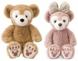 Tokyo Disney Sea Limited Duffy And Sherry May Plush Pair Set S Size 43cm Gift