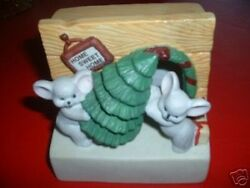 Vintage Mouse Music Box House Of Lloyd 1988
