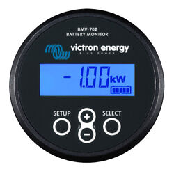 Victron Energy Bmv-712 Black Smart Battery Monitor With Bluetooth Boat Rv New