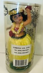 Vintage Hula Dancer Ku'uipo Dashboard Spring Doll In Plastic Case, Chiefly H-268