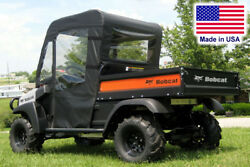 Bobcat 2200 / 2300 Enclosure For Existing Windshield - Doors Top And Rear Window