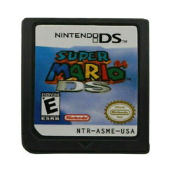 Super Mario 64 Ds Game Card For Nintendo Ds Dsi 3ds Xl 2ds Xmas Gifts