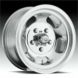 4 New 17x9 Us Mag Indy Polished Wheel/rim 5x139.7 Center Cap Not Included