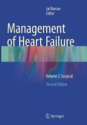 Management Of Heart Failure Volume 2 Surgical English Paperback Book Free Sh