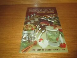 Vintage 1974 Breck#x27;s Of Boston Catalog 321 Ideas For Happy Living