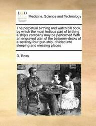 The Perpetual Birthing And Watch Bill Book By Which The Most Tedious Part Of...