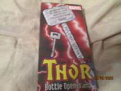 Diamond Select Marvel Thor's Hammer Bottle Opener Sealed New Collectible 2011