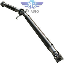 For 2007-203 Ford Edge Lincoln Mkx Awd Rear 2-pc Driveshaft Prop Shaft Assy