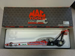 Action Mac Tools 1992 124 Kenny Bernstein Budweiser 301 Top Fuel Dragster /9500