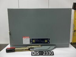 Square D Qmb365w 400 Amp 600volt Fusible Panelboard Switch Dis2330
