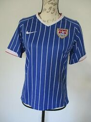 Usa National Team 2006 Soccer/football Nike Jersey, Size Youth L
