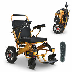 2021 Perfect Travel 19and039and039 Electric Power Wheelchair Lightweightremote Mobility
