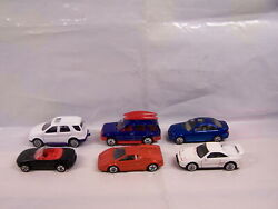 Loose CUSTOM Lamborghini BMW Mercedes Nissan Mazda Toyota Lot of 6 $15.14