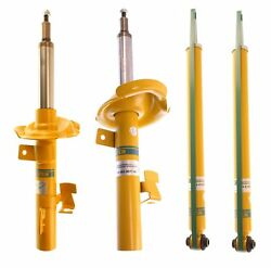 Bilstein B8 Perform Plus Front Struts And Rear Shock Absorbers Kit For Mazda 3 Fwd
